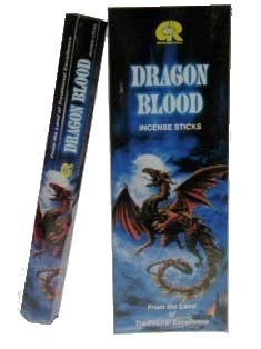 Wierook Dragon Blood