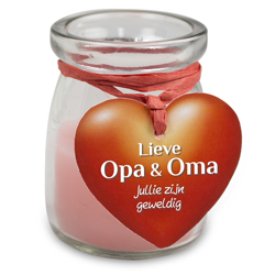 Love light Opa en Oma