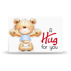 Magneet A hug for you