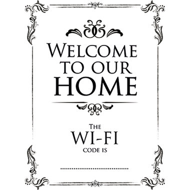 Sign Up Wi-Fi