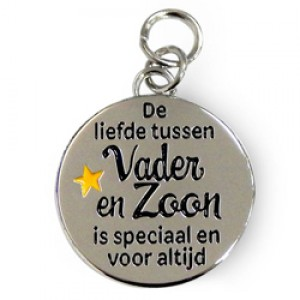 Charms Vader en Zoon