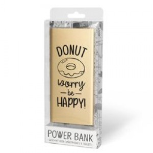 Powerbank Donut Worry