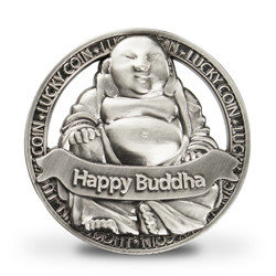 Geluksmunt open- Happy Buddha