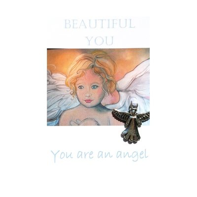 Beautiful You- You are an angel