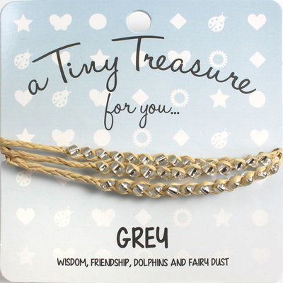 Tiny Treasure Grey