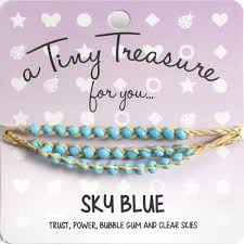 Tiny Treasure Sky Blue