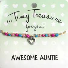 Tiny Treasure Awesome Auntie