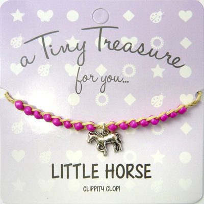 Tiny Treasure Little Horse