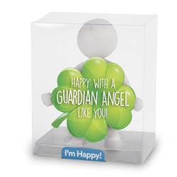 Happy with a guardian angel like you