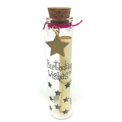 Message in a bottle-Birthday Wishes