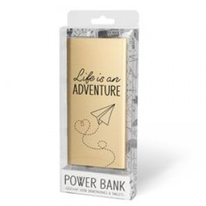 Powerbank Life is an adventure