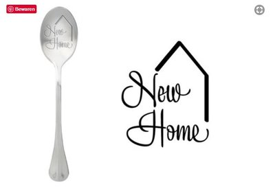 One Message Spoon-New Home