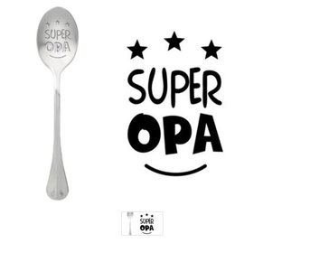 One Message Spoon Super opa