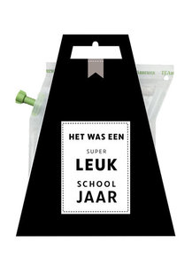 Tea Giftcard : Superleuk Schooljaar